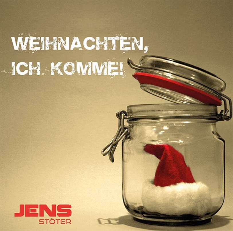 Weihnachten ich komme! - Jens Stöter